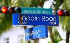 Lincoln Road compras em miami
