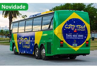 City Tour de ônibus em Miami