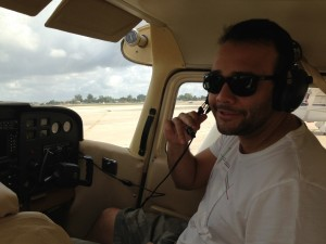 voo panoramico em miami