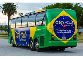 City tour em portugues em miami