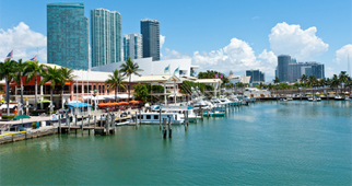 Mansões em Miami - Viajar para Miami