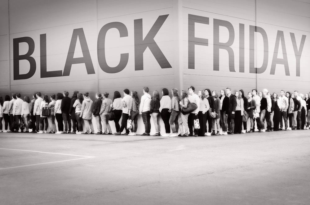 Compras em Miami no Black Friday