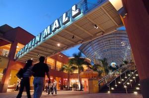 Compras de natal em Miami